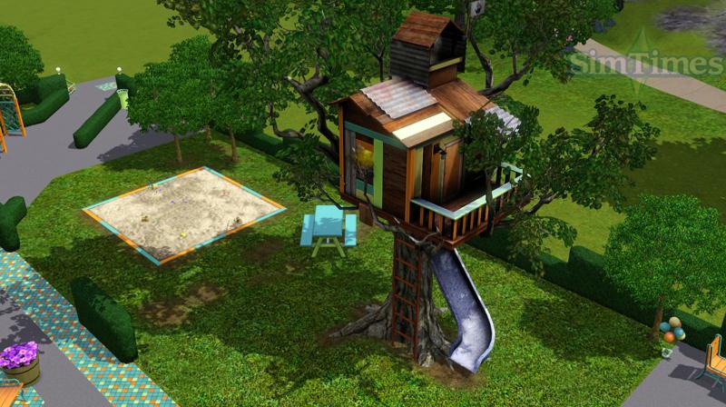 angespielt die sims 3 lebensfreude eure fragen zum kauf und bau modus. Black Bedroom Furniture Sets. Home Design Ideas