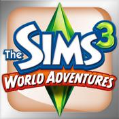 Die Sims 3 Reiseabenteuer iPhone/iPod