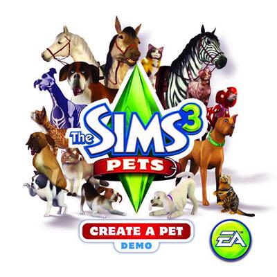 die sims 3 einfach tierisch demo