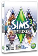 Die Sims 3 Deluxe Cover