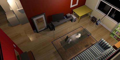 Die Sims 4 Artwork