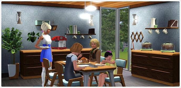 Die Sims 3 Store Update