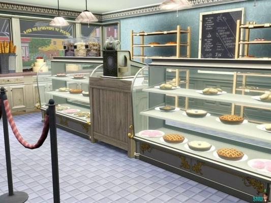 Bäckerei-Update im Die Sims 3 Store