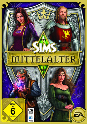 Die Sims Mittelalter Collector's Edition