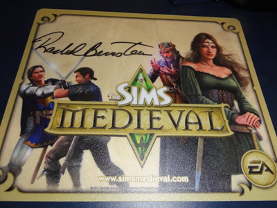Die Sims Mittelalter Gewinnspiel