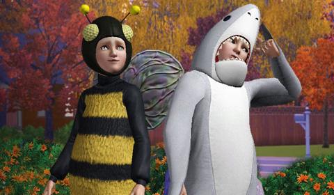 Die Sims 3: Jahreszeiten vorbestellen