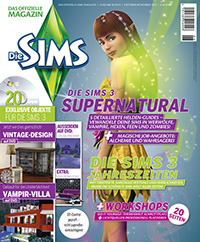 Die Sims Magazine
