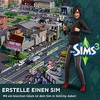 Macht eure Sims zu Bürgern von SimCity