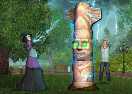 Die Sims 3 Jahreszeiten