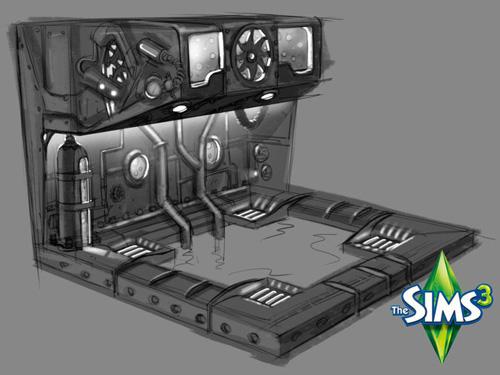 Die Sims 3 Store Vorschau