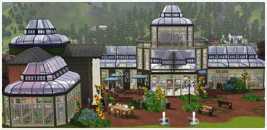 Die Sims 3 Store-Update