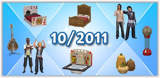 Las Vegas, Halloween, Hollywood und Kaugummis - Das Store-Update im Oktober