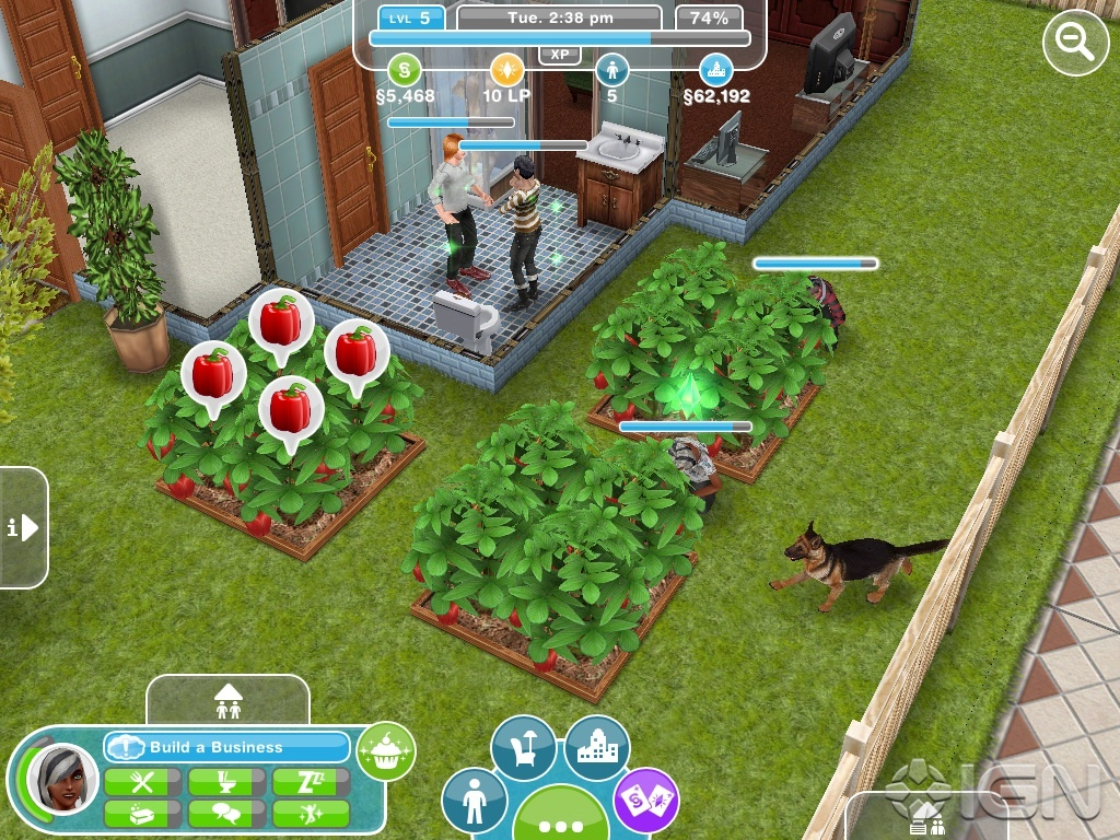 Sims Home Design Game Online