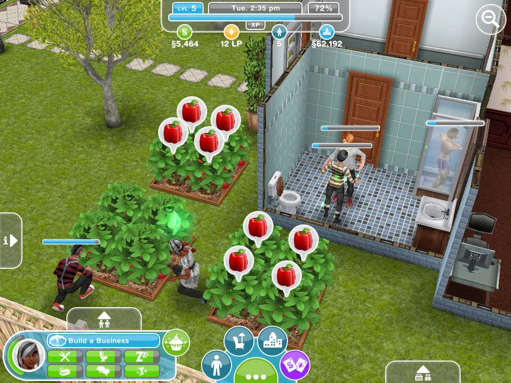 sims freeplay level hack android
