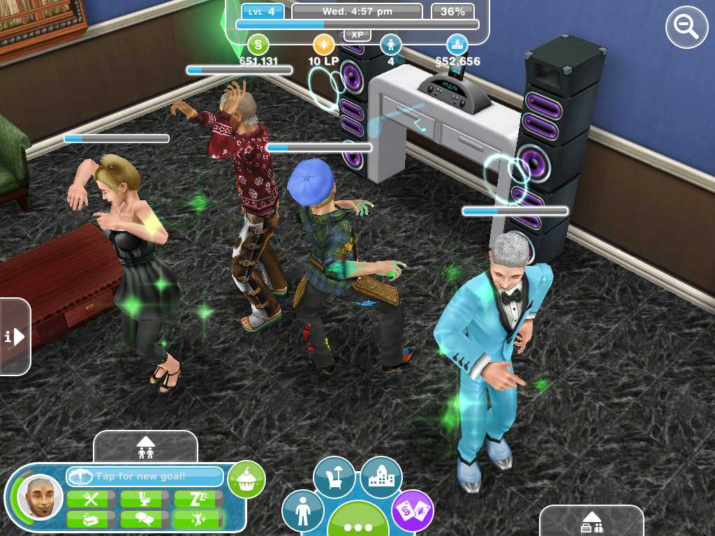 the sims freeplay dating Love and treasure update the sims freeplay sul sul tropical love is in the air send your sims to paradise and watch them take part in their favorite pirate-themed dating show.