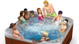 Die Sims 4: Sonnenterassen-Accessoires