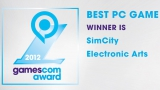 gamescom Award SimCity