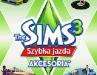 Die Sims 3: Gib Gas-Accessoires Cover