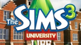 Logo The Sims 3 University Life