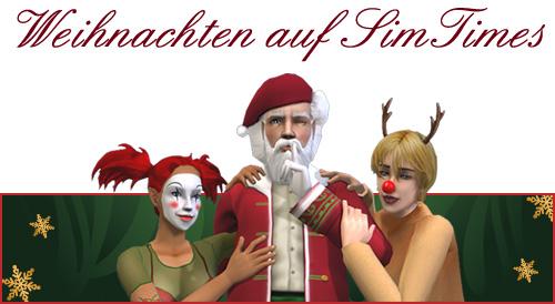 Weihnachten auf SimTimes