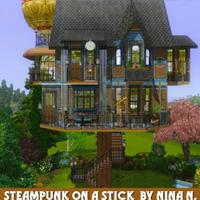 kostenlose Sims 3 Downloads - Häuser