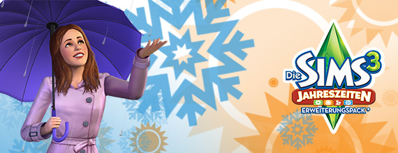 Vorschau zu Die Sims 3: Jahreszeiten