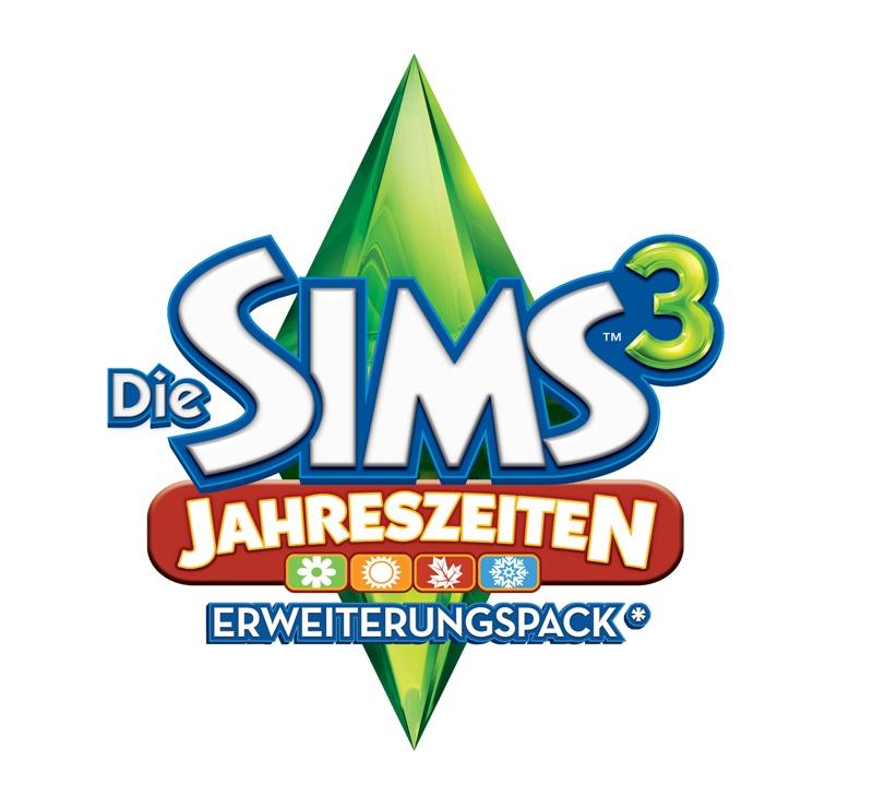 Die Sims 3: Jahreszeiten Logo