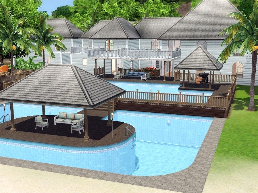 Sims 3 häuser zum nachbauen luxus  61 Bilder und Fakten zu Die Sims 3: Sunlit Tides - SimTimes