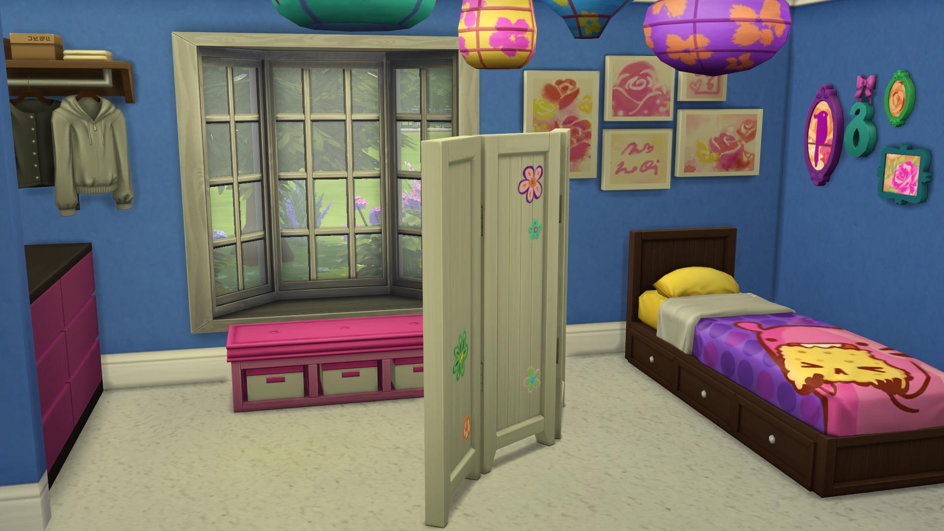 Angespielt: Die Sims 4 Kinderzimmer-Accessoires