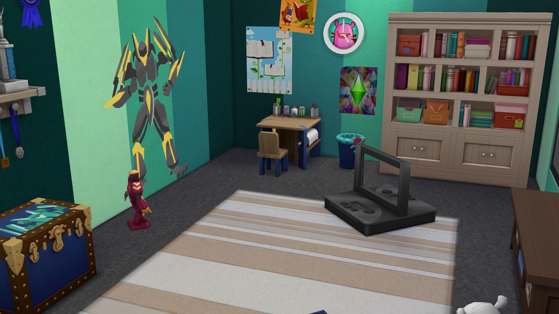 Angespielt: Die Sims 4 Kinderzimmer-Accessoires - SimTimes