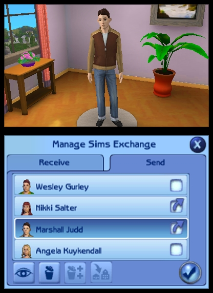 sims 3 ds
